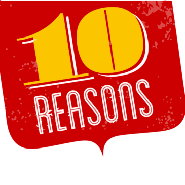 Top 10 Reasons to attend Christmas on the Green this Friday.
