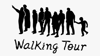 Historical Walking Tours Offered
