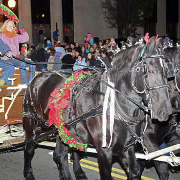 2018 Holiday Horse Parade