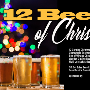 Mainstreet Piqua launches 12 Beers of Christmas Fundraiser